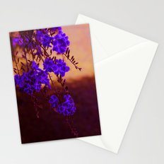 Chase away the blues Stationery Cards