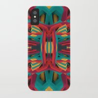 cyberpunk iPhone & iPod Cases featuring Summer Calaabachti Heart by Obvious Warrior