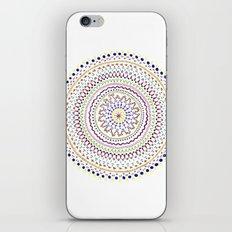 Mandala Smile A iPhone & iPod Skin