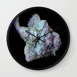 Scorpionfish Wall Clock