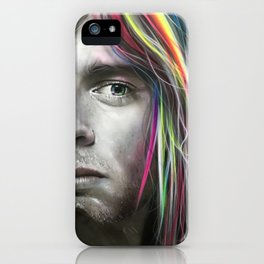 'Dilated Pupil' iPhone Case