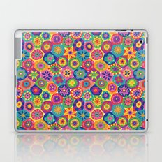 Millefiori-Crayon Colors Laptop & iPad Skin