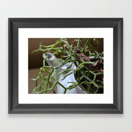 Tea's Ready Framed Art Print