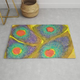 The formula of life Rug