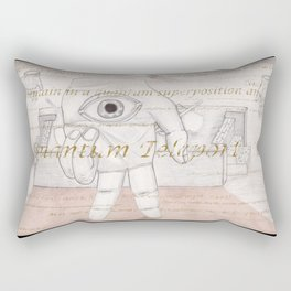 Birth Place Rectangular Pillow