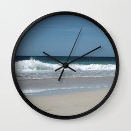 Atlantic Ocean Photography Wall Clock