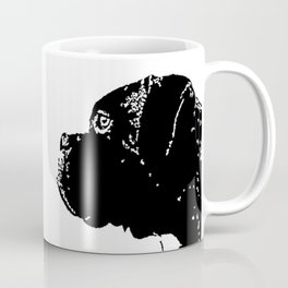 Love Boxer Dog Coffee Mug