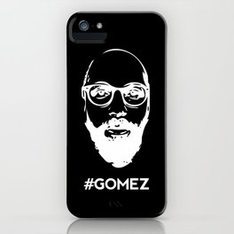 Gomez - White iPhone Case