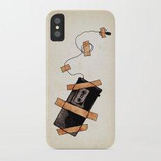 Snitch iPhone X Slim Case