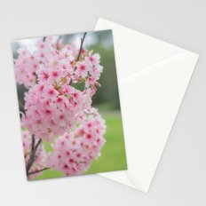Pink is my signature color. Stationery Cards