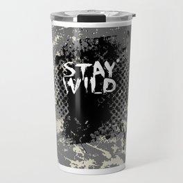 Stay Wild .14 Travel Mug