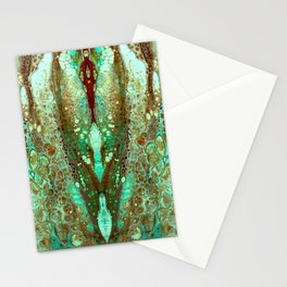 mirror 9 Stationery Cards
