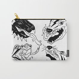 Beasts Carry-All Pouch