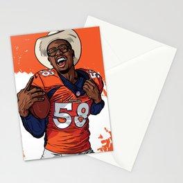 CowboyVon Stationery Cards