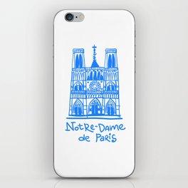 Notre-Dame de Paris iPhone Skin