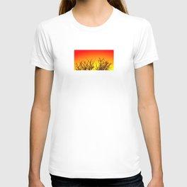 Sunset Twigs T-shirt