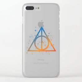 DH Clear iPhone Case