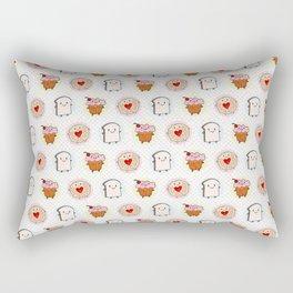 Kawaii Afternoon Tea Rectangular Pillow