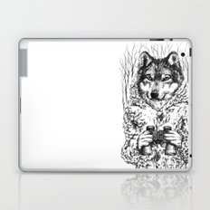 A Wolf in Sheep's Clothing Laptop & iPad Skin
