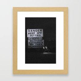 Experiment Framed Art Print