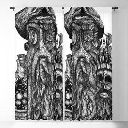 Davy Jones  Blackout Curtain