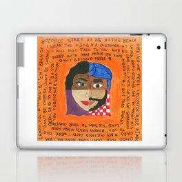 Cultural discrimination Laptop & iPad Skin