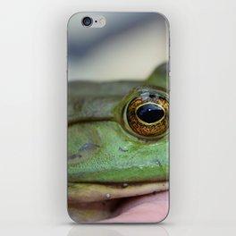 Golden Eye iPhone Skin