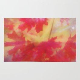 Impressionistic Autumn Rug