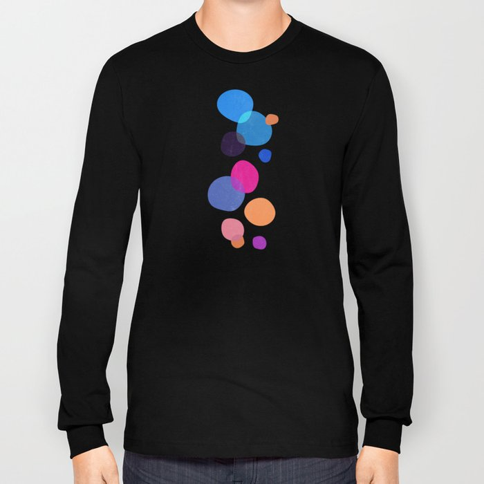 Textures/Abstract 42 Long Sleeve T-shirt