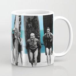 Surf's Up, Boys! Coffee Mug
