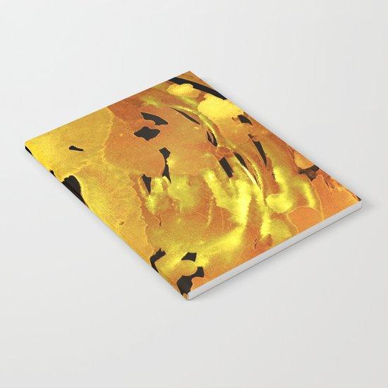 GOLDFALL Notebook