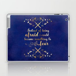 The Cruel Prince Artwork Laptop & iPad Skin