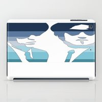 blues brothers iPad Cases featuring Blues Brothers (Tribute) by Kerosene Bill