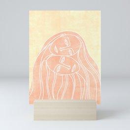 Soul Sisters in Sunlight Mini Art Print
