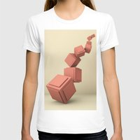 gravity T-shirts featuring Gravity by Henrique Zorzan