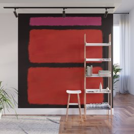 Rothko Inspired #22 Wall Mural