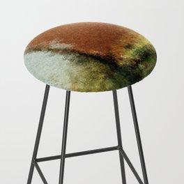 Focal Point Digital Painting Bar Stool