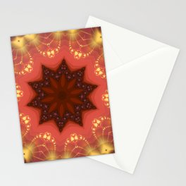 Fractal Series: 8a Stationery Cards