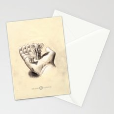 Pocket Elephants Stationery Cards