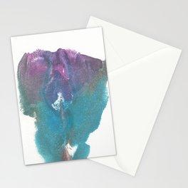 DevonDeville's Vagina Monotype Stationery Cards