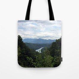 Great Smokey Mountains National Park Tote Bag