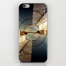 Landscapes c10 (35mm Double Exposure) iPhone & iPod Skin