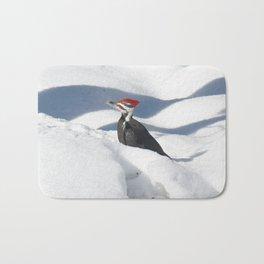 Snowbird! Bath Mat