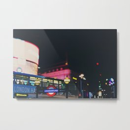 nightlife ... Metal Print