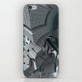 Fractaled iPhone Skin