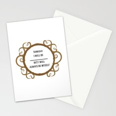 Thine Own Self Stationery Cards