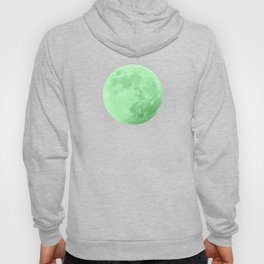 LIME MOON Hoody