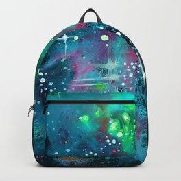 Emerald Nebula Backpack