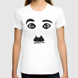 Silent Stars - Charlie Chaplin T-shirt