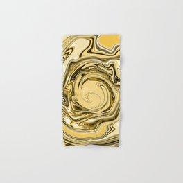 Autumn Gold Hand & Bath Towel